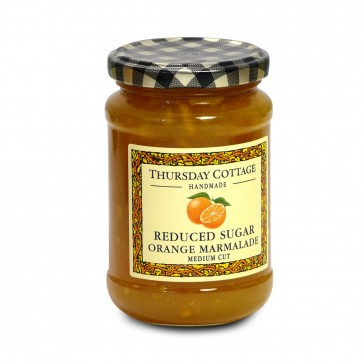 Handmade Reduced Sugar Orange Marmalade - 315g