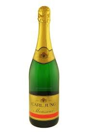 Carl Jung Sparkling White Wine - Alcohol Free