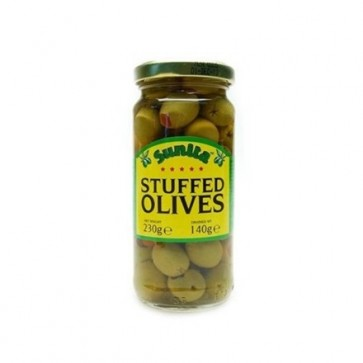 Pimiento Stuffed Olives 235g