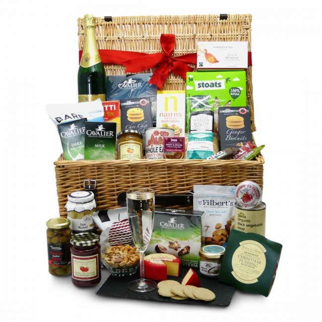 Healthy hampers by diabetichampers fast delivery uk and luxury christmas feast hamper negle Images