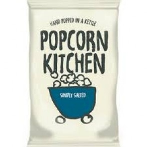 Popcorn Kitchen, Simply Salted