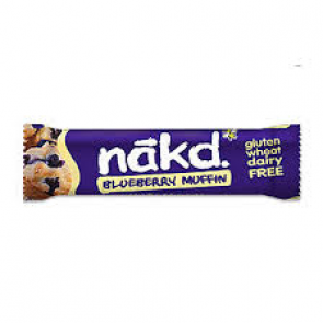 Nakd Bar - Blueberry Muffin 35g